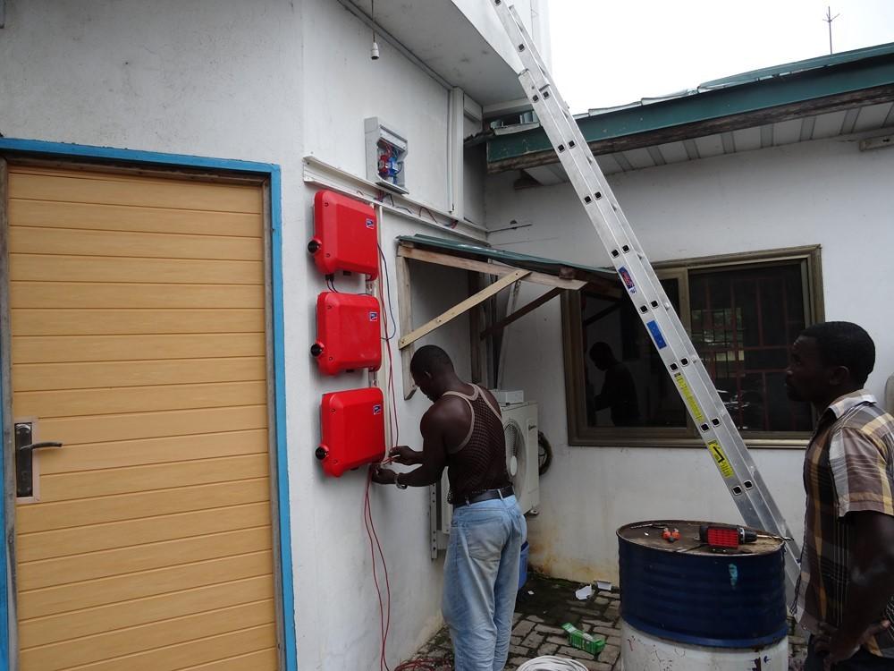 Fixing solar